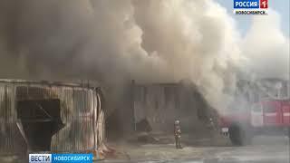 в Новосибирске прошло экстренное заседание региональной комиссии по чрезвычайным ситуациям