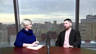 Дмитрий Коляденко рассказывает о соцпроекте «Борьба – наука побеждать»