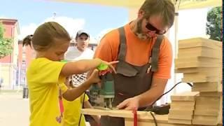 Фестиваль мастеров прошел в Самаре