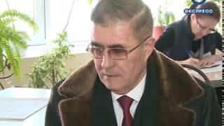 В Пензе проголосовал генерал-полковник Валерий Капашин
