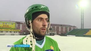 С победы над красноярским «Енисеем» наш «Водник» начал новый сезон русского хоккея