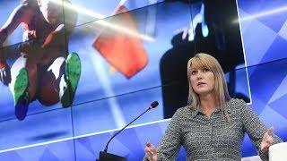 Журова: Москве не нужно отвечать на высылку из Великобритании российских дипломатов
