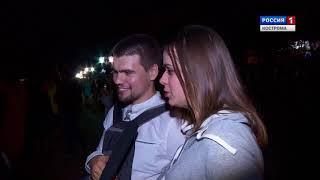 В Костроме подвели итоги XIII фестиваля фейерверков «Серебряная ладья»