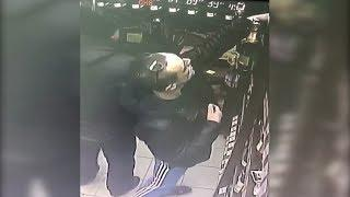 В уфимском Сипайлово кража бутылки элитного коньяка из магазина попала на видео
