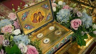 В Югру привезли мощи праведной Анны