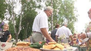 В Ичалковском районе праздновали 89 летний день рождения