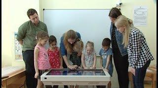 Европейские студенты проходят практику в Югре