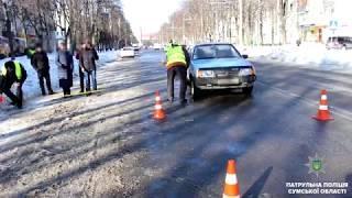 ДТП на проспекті Шевченка: жінка наїхала на 5-річну дитину