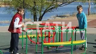 Опасная площадка - 9 детей пострадали из-за конструктивных особенностей каруселей