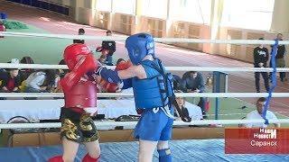 В Саранске прошли всероссийские соревнования по тайскому боксу