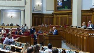 Свобода слова, но не каждого. За что Верховная Рада хочет наказать украинские телеканалы?