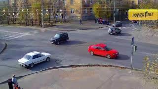 ДТП (опасное вождение г. Волжский) ул. Пушкина ул. Коммунистическая 12-11-2018 08-11