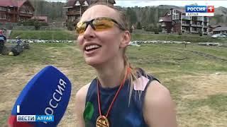 На «Бирюзовой Катуни» прошли первые в спортивной истории Алтайского края соревнования по дуатлону