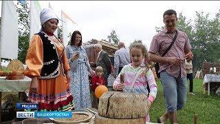 Самый большой сабантуй в России собрал более 200 тысяч гостей