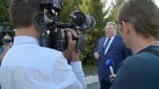 Рабочая поездка Главы Мордовии: Владимир Волков посетил Ковылкинский район