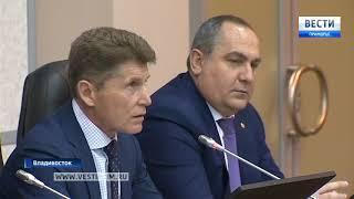 Каждый гражданин РФ получит право претендовать на пост губернатора Приморья