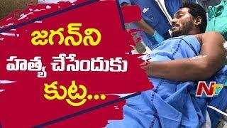 YCP Leaders to Meet Rajnath Singh Today Over YS Jagan Attack Incident | Delhi | NTV