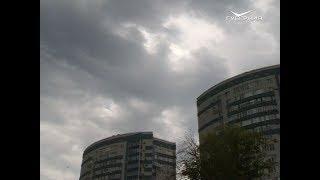 Гроза и сильный ветер задержатся в Самарской области до конца недели