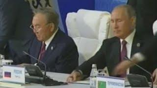 """""""Каспийская победа"""" - это решающая победа Москвы - CNN"""