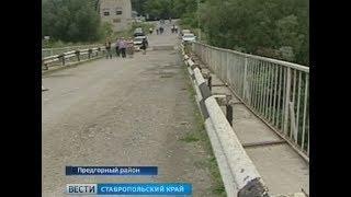 Мост в Юце скоро восстановят