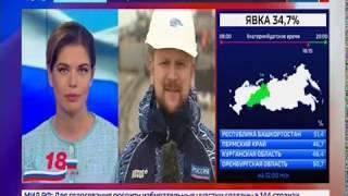 Строители со всей страны, которых объединил Крымский мост, голосуют в вахтенных городках