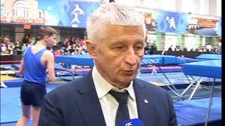 В Ярославле стартовали соревнования по прыжкам на батуте