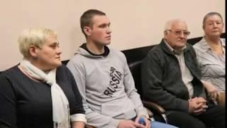 Студента Виктора Опарина наградили за спасение детей