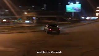 Astakada Владивосток Чуть было не было ДТП Баляева Трамплин Дрифт Nissan Skyline 4 декабря 2018