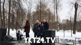 Стихи на якутском языке прозвучали в Санкт-Петербурге