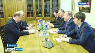 Бизнесмены из Словакии будут разводить алтайских маралов