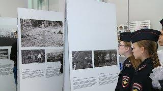 В Волгограде открылась выставка «Советские военнопленные в Норвегии»