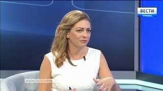 «Вести: Приморье. Интервью»: Приморские дети все чаще устраиваются на работу летом