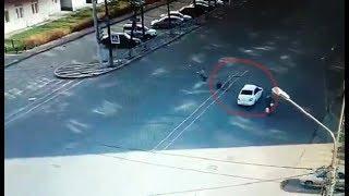В Уфе разыскивают водителя, который сбил ребенка и скрылся
