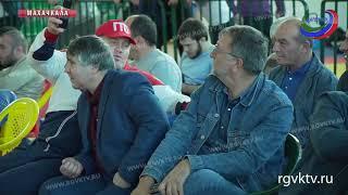 В Дагестане прошел турнир по вольной борьбе на призы Магомеда Ибрагимова