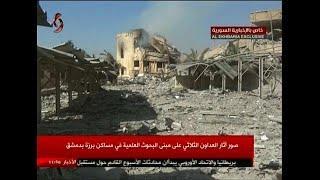 Удары по Сирии: союзники о целях и причинах