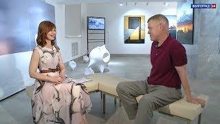 Выставка современного искусства. Интервью. Иван Демидов