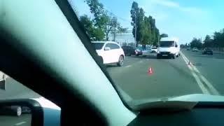ДТП в Краснодаре, есть погибшие