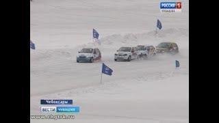 Чувашские пилоты успешно выступили на заключительном пятом этапе Кубка России по ледовым гонкам