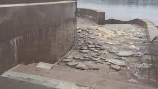 Набережную в Рыбинске восстановят