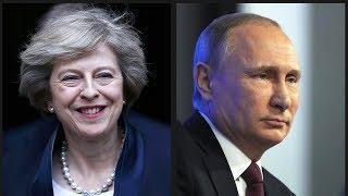 Мэй сделала свой ход! Ваш ответ, мистер Путин? | ИТОГИ ДНЯ | 14.03.18