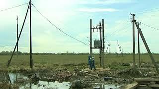 Энергетики перешли на особый режим работы в связи с ухудшением погодных условий