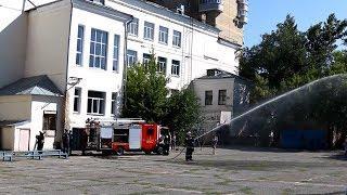 В волгоградских школах проходят противопожарные учения