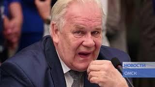 Сенатор от Омской области Сергей Попов подал в отставку
