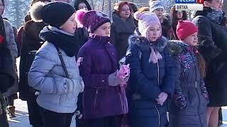 В Кирове отметили 145-летие со дня рождения великого певца Федора Шаляпина(ГТРК Вятка)
