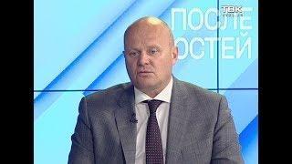 ИНТЕРВЬЮ: В. Логинов о перекрытии улицы Копылова