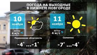 Прогноз погоды. Зима близко: уходим в стабильный минус