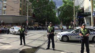 Теракт в Мельбурне: есть пострадавшие