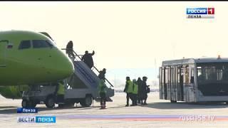 По следам авиакатастрофы в Подмосковье в аэропорту Пензы начата проверка