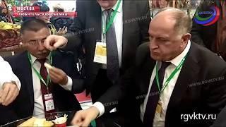 На форуме сельхозпроизводителей «Золотая осень» презентовали дагестанский сыр