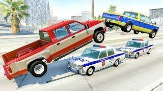 Опасное вождение авто Аварии на дороге Массовые ДТП Разбили все тачки Игры для мальчиков ПК